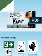 ISO 45001 Workshop
