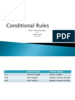 Conditional Rules 2