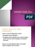 Sensor Load Cell