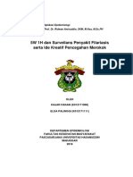 Tgs Klpk Prof Ridwan 5W 1H Filariasis