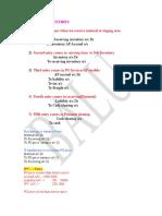 P2P & O2C (Entries)