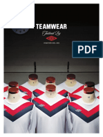 Catalogo Team Umbro 2012