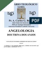 DOUTRINAS BÍBLICAS ANGELOLOGIA