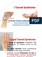 carpal tunnel syndrome.pptx