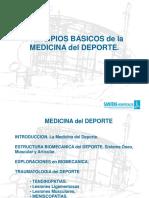 Medicina Curso Entrenador PADEL