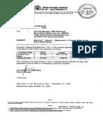 Philippine Ports Authority MC 019-2018 - North Port cranage rates