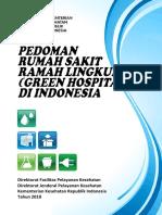 Pedoman RS Ramah Lingkungan (Green Hospital)