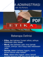 etika administrasi