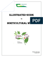 Illustrated Guide to Horticultural Weeds