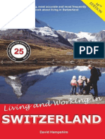 Living & Working in Switzerland