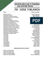 BOLETA ELECCIONES 2018
