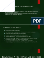 1-Intellectual Revolutions That Defined Society.pptx