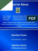 3. Otitis media akut auris dekstra stadium hiperemis.ppt