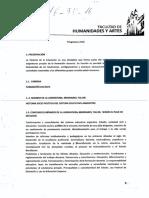 2016 Programa - HSP Del SEA
