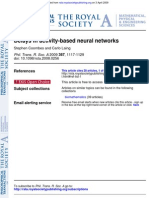 Delays in Activity Based Neural Networks