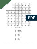 Millones de sopas de letras para imprimir, fáciles, difíciles, para niños, etc.pdf