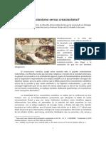 Carlos Javier Alonso - Evolucionismo versus creacionismo.pdf