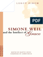 Andic, Martin_ Weil, Simone_ Finch, Henry Le Roy-Simone Weil and the intellect of grace _ a window on the world of Simone Weil-Cassell, Continuum (1999).pdf