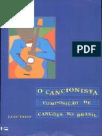 O Cancionista (1)