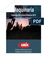 Maq Catalogo Costo Directo Estud