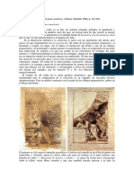 Bozal, Valeriano - Goya y El Gusto Moderno