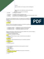 Psicología Morris y Maisto - cuestionario N3