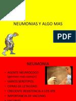 Neumonias y algo mas