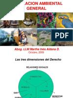 1.- Dra. Aldana- Leg. Ambiental