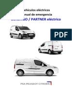Manual PSA Berlingo y Patner Electricos