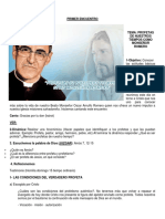 Catequesis de Monseñor Romero
