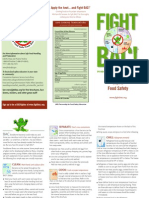 Fightbac Color Brochure