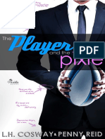 Rugby 02 - The Player and the Pixie - L.H. Cosway & Penny Reid