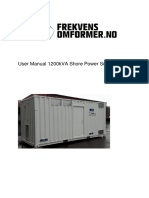 1200kVA User Manual Rev 1 (2)