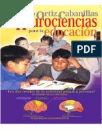 Las Neurociencias en La Educacion Ccesa007
