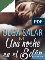 Una Noche en El Eden - Olga Salar
