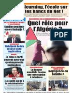 Journal Le Soir Dalgerie Du 06.10.2018