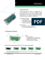 USP 3.0 Hoja técnica