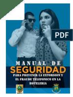 Manual de Prevencion Extorsion Telefonica