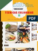 Tecnicas Culinarias Clase 1 Va Con Separata.