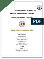 Libro Globalización