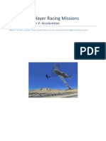 Bonus Multi Player Racing Missions
