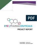 XYZ Pharmaceuticals (Report)