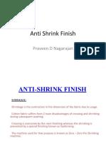 Anti Shrink