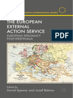 The European External Action Service. European Diplomacy Post-Westphalia pdf