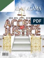 Majalah Peradilan Agama Edisi 06 Mei