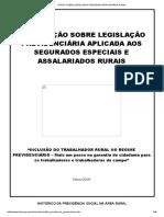 CURSO SOBRE LEGISLAÇÃO PREVIDENCIÁRIA NA ÁREA RURAL.pdf