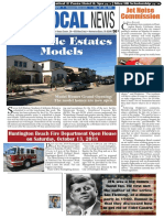 The Local News, October 01, 2018