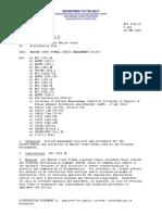 Mco 1553.2c Наставления По Службе Учебных Подразделений и Частей