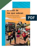 El Club de Los Que Sobran Luis Emilio Guzman
