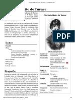 Clorinda Matto de Turner - Wikipedia, La Enciclopedia Libre